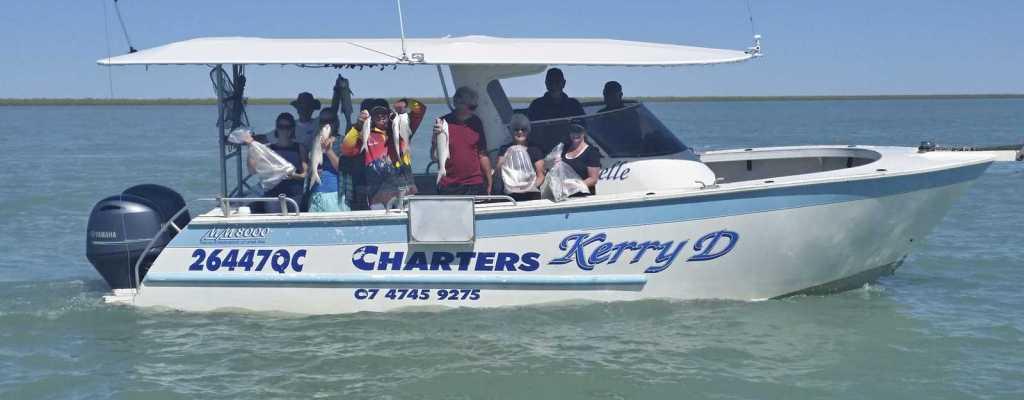 Kerry D Fishing Charters