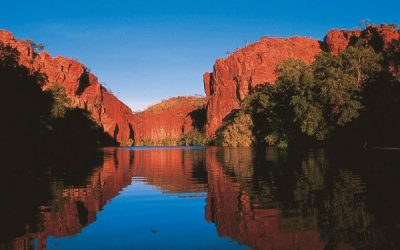 Cruise an Outback Oasis
