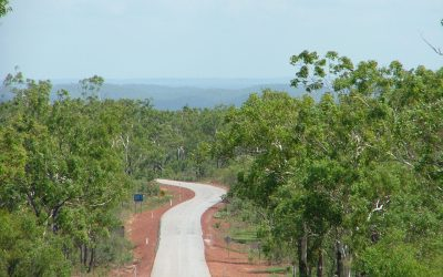 Cairns to Darwin via Savannah Way