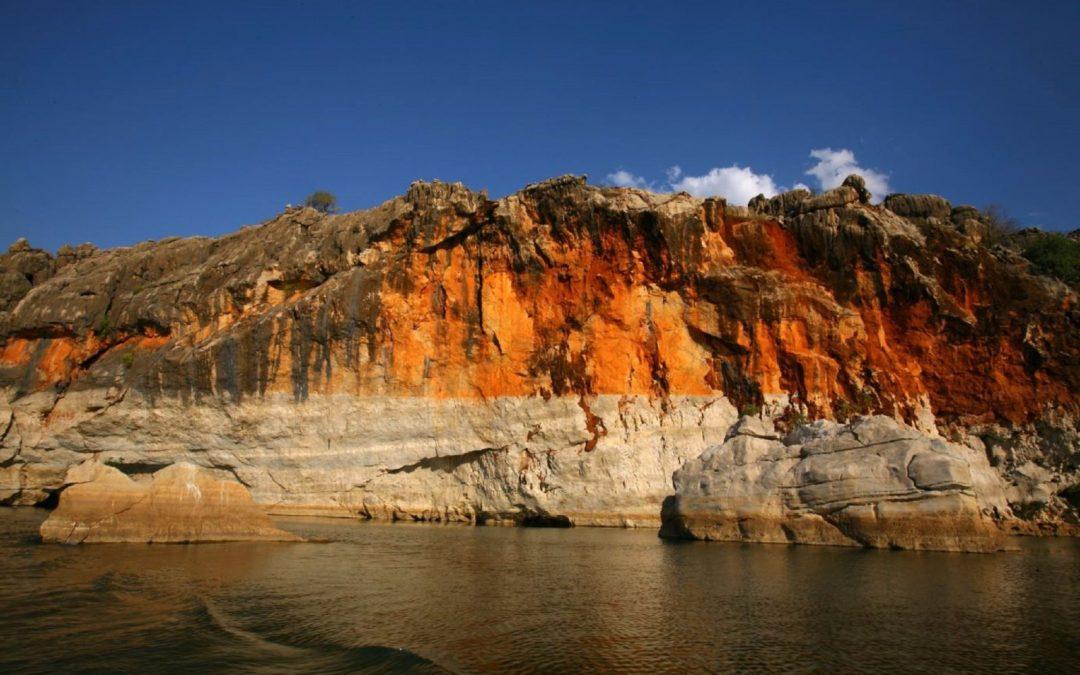 Geike Gorge National Park